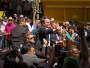 Em Ribeirão, Bolsonaro garante avanço do diálogo com o Congresso
