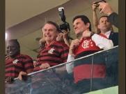 Nota 10 pro Moro, subiu no meu conceito, diz Bolsonaro