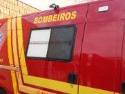 Carro é incendiado no Jardim Cruzeiro do Sul