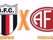 Botafogo e Ferroviária - Foto: Reprodução