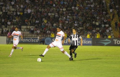 Milena Aurea / A Cidade - Botafogo enfrentou o ABC nesta sexta-feira (30)