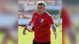 Técnico Alexandre Gallo deixa o Botafogo após quatro jogos