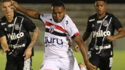Botafogo perde para Ponte Preta é o lanterna do Grupo A