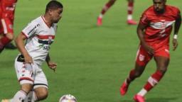 Botafogo perde para o CRB e segue na vice-lanterna do Brasileiro