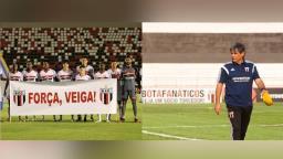Ex-técnico do Botafogo está internado em UTI com covid-19