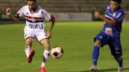 Botafogo empata com o São Caetano em Ribeirão Preto