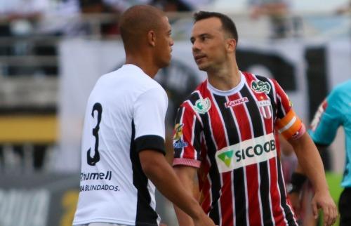 Rogério Moroti / Agência Botafogo - Botafogo sofreu com desfalques e não conseguiu reagir em duelo contra Bragantino