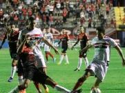 Botafogo perde para o Brasil e segue distante do acesso