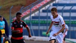 Botafogo empata na segunda rodada da Copa São Paulo
