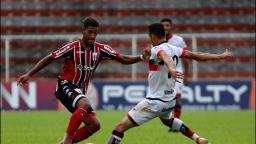 Nos pênaltis, Botafogo elimina Atlético-GO na Copinha