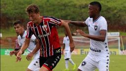 Sem sofrer gols, Botafogo enfrenta Atlético-GO na Copinha