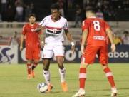 Botafogo perde em casa para o CRB e deixa o G-4 da Série B