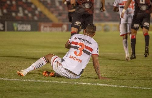 Botafogo foi derrota por 3 a 0 pelo Sport em Pernambuco (Foto: Weber Sian / Arquivo ACidade) - Foto: ACidade ON - Ribeirão Preto