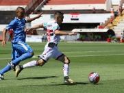 Botafogo empata com o São Bento na estreia do Campeonato Paulista
