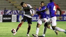 Botafogo vence o Paraná fora de casa pela Série C do Brasileiro