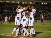 Com gol aos 49 minutos do segundo tempo, Botafogo garante vitória