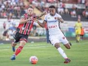 Botafogo e Oeste disputam vaga nas semifinais do Troféu do Interior