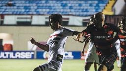 Botafogo perde e volta para zona de rebaixamento do Paulista