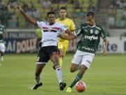 Botafogo enfrenta Palmeiras e perde a primeira no Paulistão