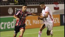 Botafogo é derrotado pelo Inter-RS e está fora da Copinha
