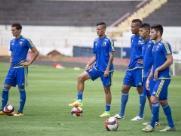 Desempenho na estreia motiva time do Botafogo