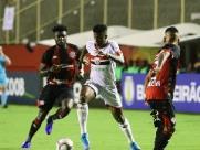 Botafogo empata fora de casa contra o Vitória
