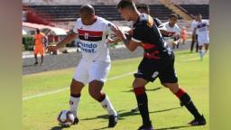 Botafogo vence de virada o Ituano e cola no G4 da Série C