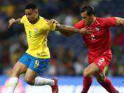 Em jogo morno, Brasil empata contra o Panamá