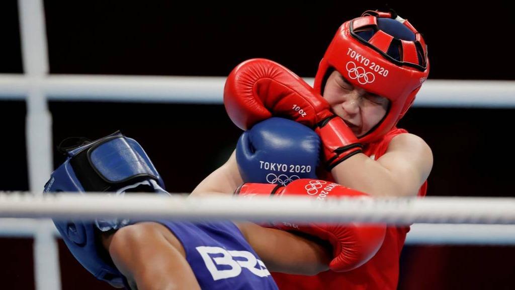 Graziele de Jesus foi derrotada por japonesa em sua estreia nos Jogos Olímpicos - Foto: REUTERS/Ueslei Marcelino