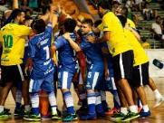 Brasil está na final do Mundial de Futsal Down