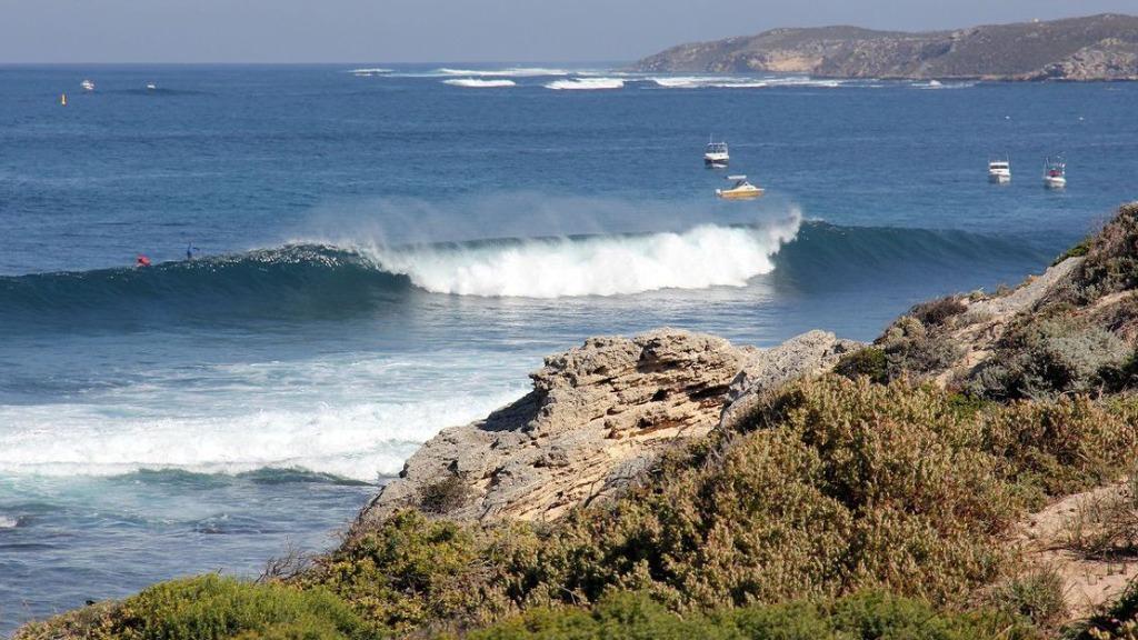 Brasileiros são favoritos após dobradinha em Margaret River (Foto: World Surf League/Divulgação) - Foto: (Foto: World Surf League/Divulgação)