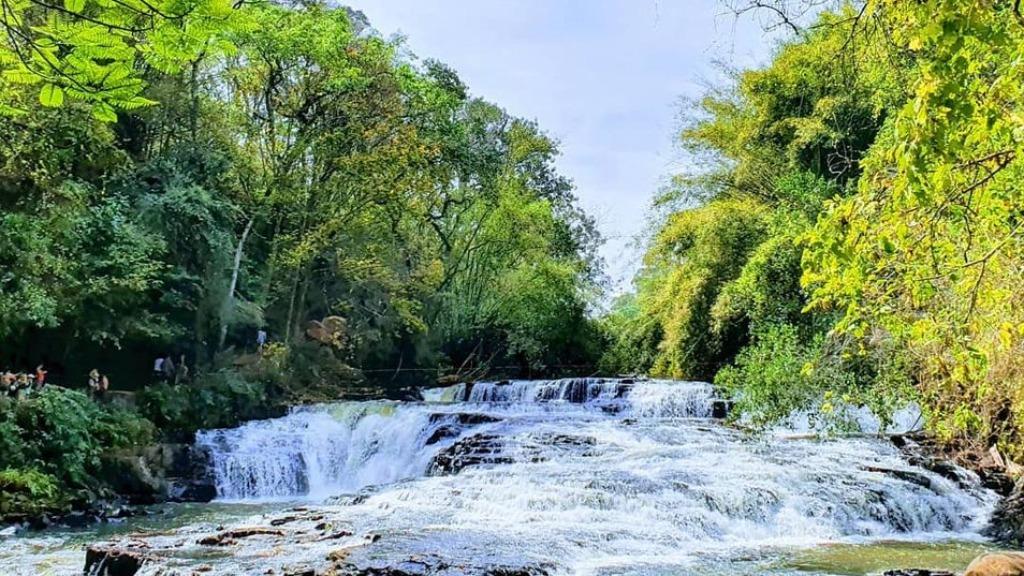Brotas (SP), a capital do ecoturismo. Foto: Reprodução/Estância Turística de Brotas - Foto: ACidade ON - São Carlos