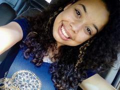 Bruna, de 16 anos, está desaparecida há quatro dias, segundo família. (Foto:  Arquivo Pessoal) - Foto: Arquivo Pessoal