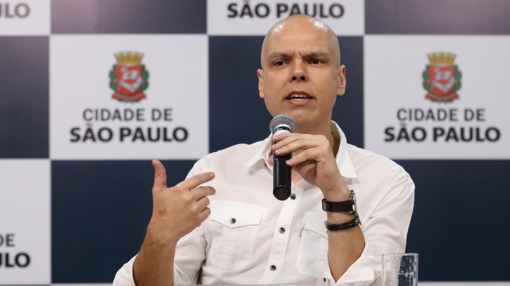Bruno Covas assumiu a Prefeitura de São Paulo em 2018 (Foto: Rovena Rosa/Agência Brasil) - Foto: divulgação