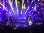 Bruno e Marrone animaram Festa Junina do Clube Naútico neste sábado(17)