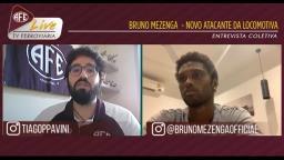 Bruno Mezenga é apresentado oficialmente pela Ferroviária
