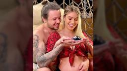 Bruno Scornavacca, do KLB, anuncia que será pai de um menino, Ravi
