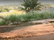 Buraco causa transtorno à moradores do Santa Angelina