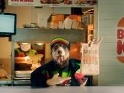 Sanduíche pra cachorro