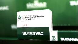 Em 48 horas, 81 mil se inscrevem para testes da ButanVac