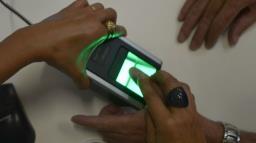 Eleitores poderão fazer cadastro biométrico a partir do dia 2