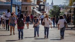 Isolamento social segue perto dos 40% em Ribeirão Preto