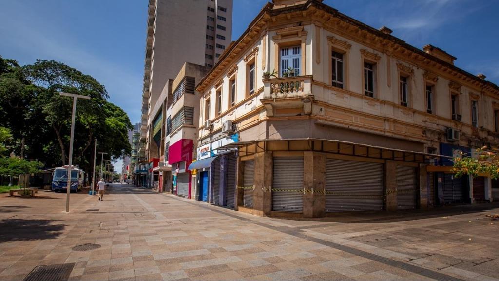 Lojas de Ribeirão ainda não podem atender de forma presencial (Foto: Weber Sian / Arquivo ACidade ON) - Foto: ACidade ON - Ribeirão Preto