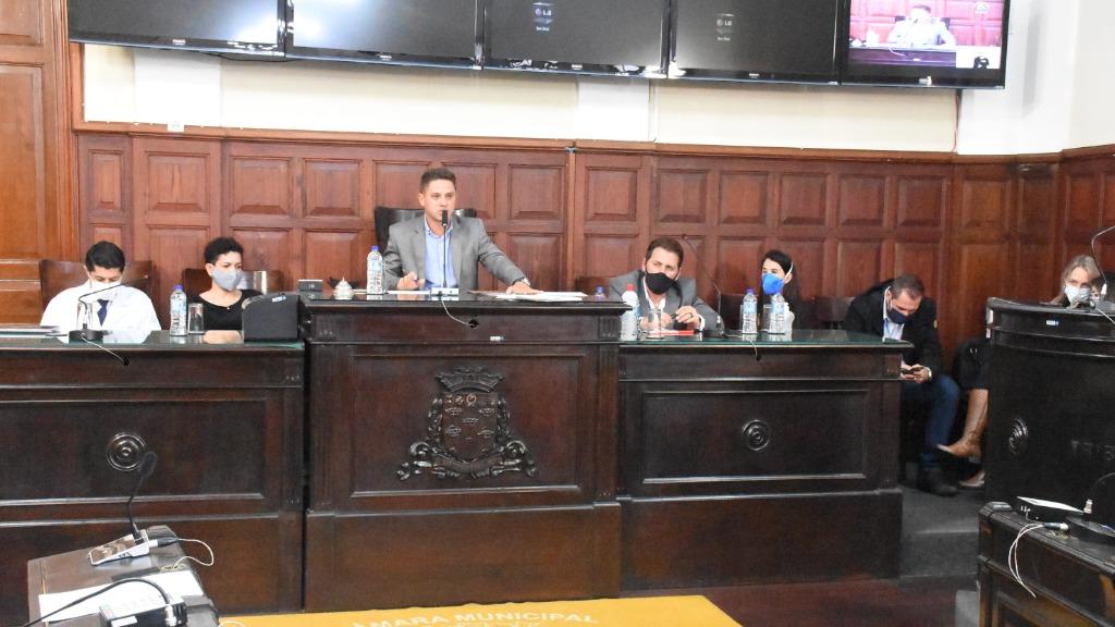 Reunião foi realizada para discutir situação dos leitos de Covid-19 na Santa Casa. Foto: Divulgação - Foto: Divulgação
