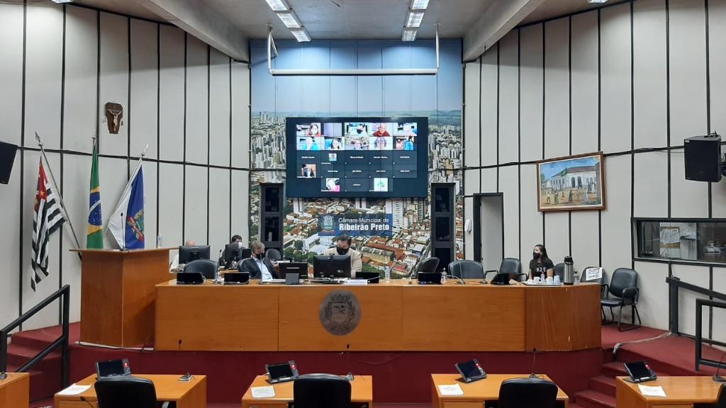 Sessão aconteceu na tarde desta terça (Foto: Naiana Kennedy/CBN Ribeirão Preto) - Foto: reprodução