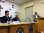 Santana fala em defesa do Legislativo e ampliação da transparência