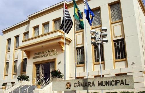 Câmara Municipal de Araraquara - Foto: Câmara Municipal de Araraquara/ Divulgação
