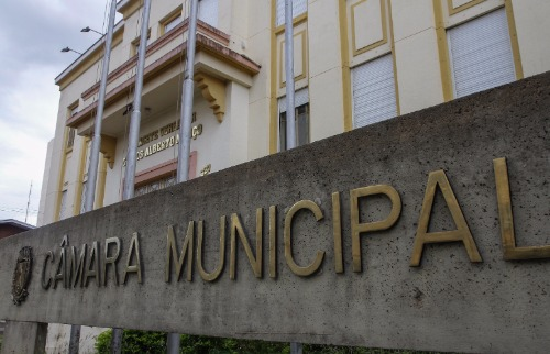 ACidade ON - Araraquara - Câmara Municipal de Araraquara. (Amanda Rocha/ACidadeOnAraraquara)