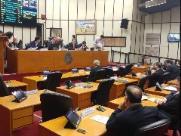 Com pressão dos servidores, Câmara de Ribeirão derruba pauta nesta terça (16)