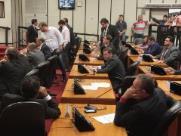 Plenário da Câmara de Ribeirão Preto - Foto: Matheus Urenha / A Cidade